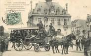 """94 Val De Marne CPA FRANCE 94 """"Vincennes, concours musical du 16 juin 1907, la fanfare"""" / AUTOMOBILE"""