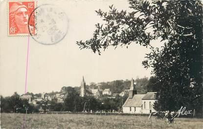 """CPSM FRANCE 14 """"St Paul de Courtonnes, L'église""""."""