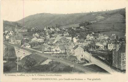 """CPA FRANCE 14 """"Pont Errembouurg, Vue générale""""."""