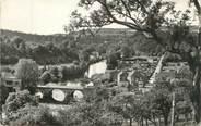 """14 Calvado CPSM FRANCE 14 """"Pont d'Ouilly, Vue générale""""."""