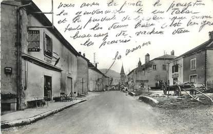 """CPSM FRANCE 39 """" Les Planches en Montagne, Le chef lieu""""."""