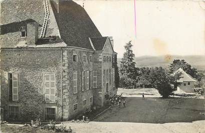 """CPSM FRANCE 38 """"Dolomieu, Le château""""."""