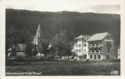 """CPSM FRANCE 38 """"Lans, Le Val Fleuri""""."""