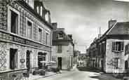 """23 Creuse CPSM FRANCE 23 """" Evaux les Bains, Rue de l'Hôtel de Ville""""."""