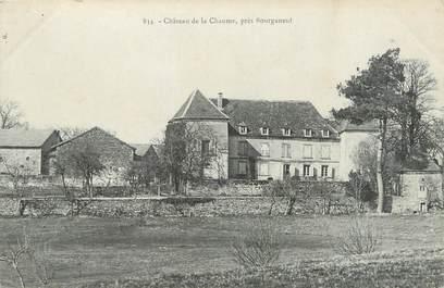 """CPA FRANCE 23 """" Près de Bourganeuf, Le château de la Chaume""""."""
