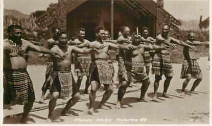 """CPA NOUVELLE ZELANDE """"Maori"""""""