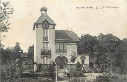 "CPA FRANCE 23 "" Guéret, Villa Bellevue""."