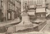 "23 Creuse CPA FRANCE 23 "" Aubusson, Le monument aux morts ""."