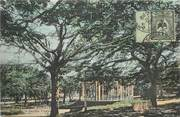 """Oceanie CPA NOUVELLE CALEDONIE """"Nouméa, le jardin Public"""""""