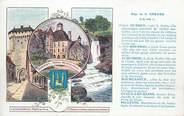 """23 Creuse CPA FRANCE 23 """"Guéret, La Souterraine, St Martin, Vues""""."""