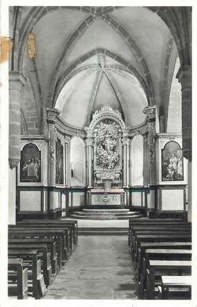 """CPSM FRANCE 23 """"Rougnat, Le choeur de l'église""""."""