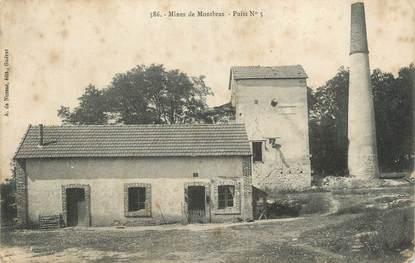 "CPA FRANCE 23 ""Montbras, Les Mines"". / MINE"