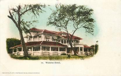 "CPA HAWAII ""Waialua Hotel"""