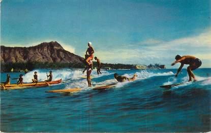"""CPSM HAWAII """"Waikiki"""" / SURF"""