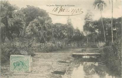 "CPA GUYANE ""Cayenne, le Jardin botanique"""