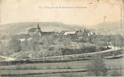"""CPA FRANCE 23 """"La Chapelle - Taillefer, Vue générale""""."""