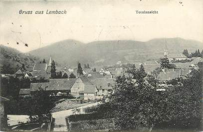 "CPA FRANCE 68 "" Lembach""."