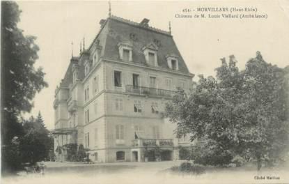 """CPA FRANCE 90 """" Morvillars, Château de M. Louis Viellard""""."""