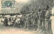 """Afrique CPA GUINEE """"Voyage du Ministre des Colonies"""""""