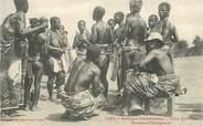 """Afrique CPA COTE D'IVOIRE """"Danse indigène"""""""