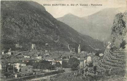 "CPA FRANCE 06 ""La Brigue, Panorama""."