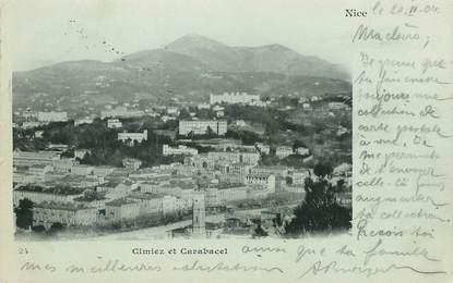 "CPA FRANCE 06 "" Nice, Cimiez et Carabacel """
