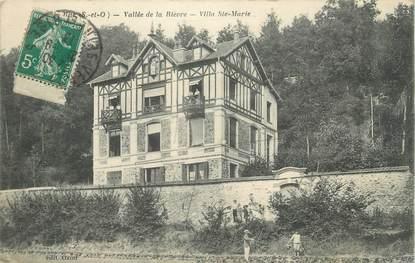 """CPA FRANCE 78 """" Buc , Villa Ste Marie""""."""