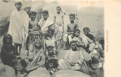 CPA DJIBOUTI / SOMALIE