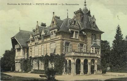 """CPA FRANCE 14 """" Putot en Auge, La Bribourdière""""."""