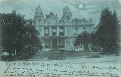 """CPA MONACO """" Monte Carlo, Le casino""""."""