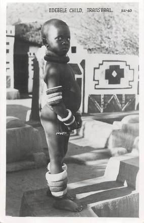 """CPA AFRIQUE NOIRE """"Enfant"""""""