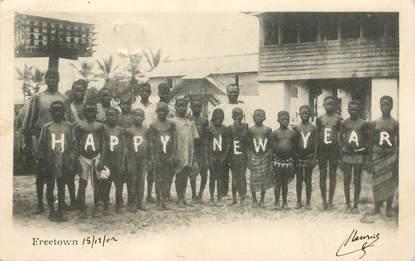 "CPA SIERRA LEONE ""Freetown"""