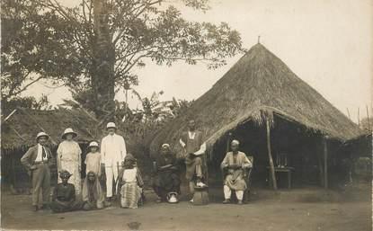 "CARTE PHOTO CAMEROUN ""Yaoundé"""