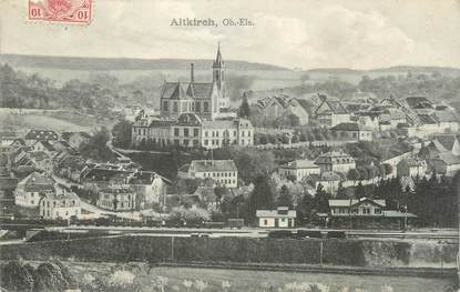 """CPA FRANCE 68 """" Altkirch """"."""