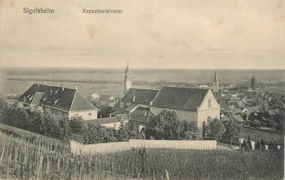 "CPA FRANCE 68 "" Sigolsheim""."