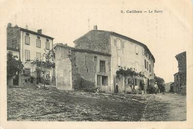 "CPA FRANCE 11 "" Cailhau, Le Barry""."