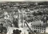 """29 Finistere CPSM FRANCE 29 """" Carhaix, L'église St Trémeur""""."""