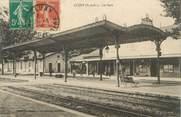 "71 SaÔne Et Loire CPA FRANCE 71 "" Cluny, La gare""."