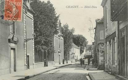 "CPA FRANCE 71 "" Chagny, Hôtel Dieu""."