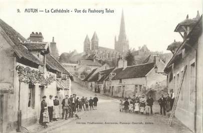 "CPA FRANCE 71 "" Autun, La cathédrale"";"