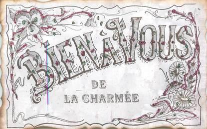 """CPA FRANCE 71 """" La Charmée, Bien à vous""""."""