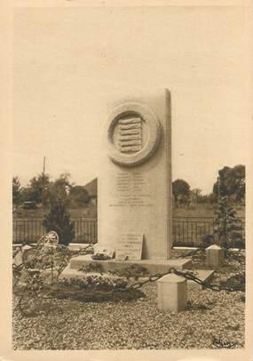 "CPSM FRANCE 71 ""Authumes, Le monument aux morts""."