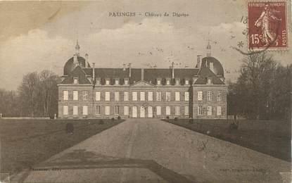 """CPA FRANCE 71 """"Palinges, Château de la Digoine""""."""