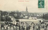 """45 Loiret CPA  FRANCE 45 """"Malesherbes, vue générale"""""""