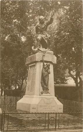 "CPA FRANCE 71 ""Sennecey le Grand, Le monument aux morts""."