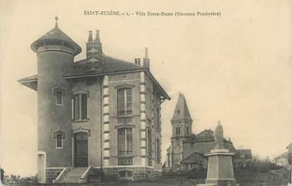 """CPA FRANCE 71 """" Ste Eusèbe, Villa Notre Dame""""."""