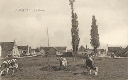 """CPA FRANCE 71 """" St Marcel, La Noue""""."""