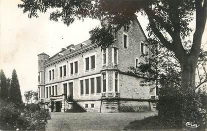 "CPSM FRANCE 71 "" Uchizy, Le château Guichard""."