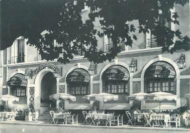 """CPSM FRANCE 71 """" Tournus, Hôtel restaurant Le Sauvage""""."""