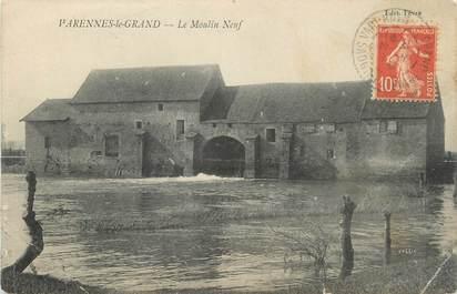 "CPA FRANCE 71 "" Varennes Le Grand, Le moulin neuf""."